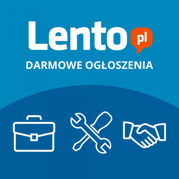 Znajdź nową pracę z Lento.pl