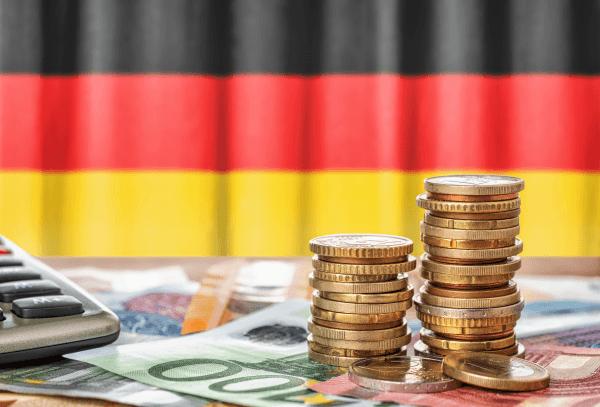 Średnie wynagrodzenie brutto i netto w Niemczech
